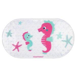 Canpol babies Protiskluzová podložka do vany LOVE&SEA růžová