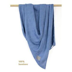 Bambusová dečka X-lander X-Swaddle Aster blue