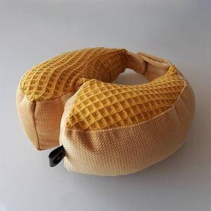 Rollersy cestovní polštářek velikost M Mustard