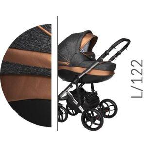 Kočárek Baby Merc Faster III Limited 2019 trojkombinace s autosedačkou L/122