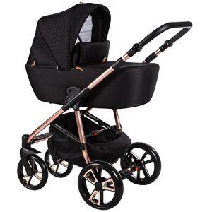 Kočárek Baby Merc La Noche Limited 2020 dvojkombinace LNL/LNL08/SME