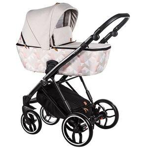 Kočárek Baby Merc La Rosa 2020 dvojkombinace LR/LN11/B