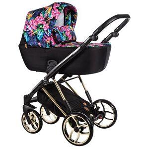 Kočárek Baby Merc La Rosa Limited 2020 dvojkombinace LRL/LNL09/ZE